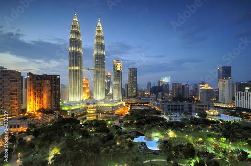 Photo sur Toile Kuala Lumpur Kuala Lumpur