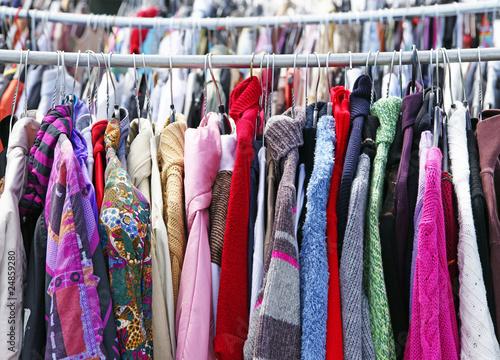 Staande foto Dragen Bekleidung - Clothing