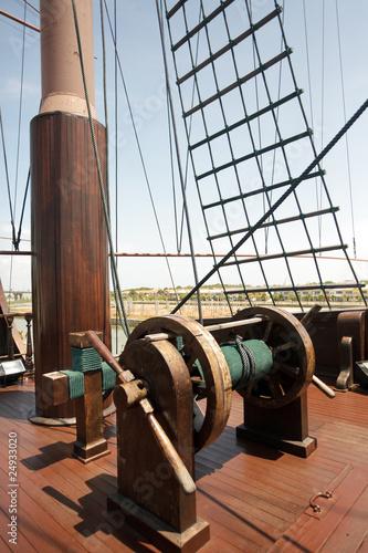 Fotografie, Obraz  historic portuguese galleon