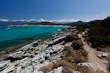 Plage de Saleccia en Haute Corse