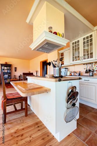 Fényképezés  Comfortable Kitchen