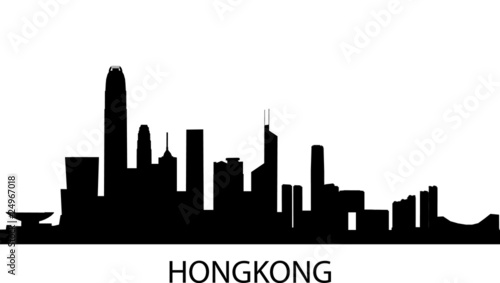 Photo  Hongkong Skyline