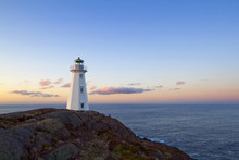 The Cape Spear Lighthouse