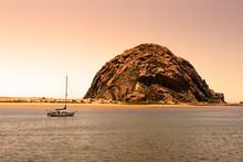 Morro Rock And Morro Bay, Big ...