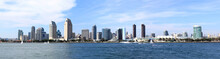 San Diego Skyline Downtown Pan...