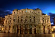 Teatro Arriaga, Bilbao, Bizkai...