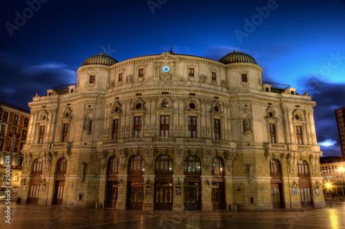 Teatro Arriaga, Bilbao, Bizkaia, España