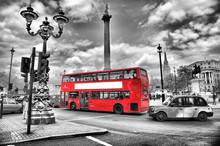 Traffic à Londres