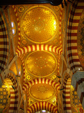 Notre Dame De Al Garde En  Marsella En Francia