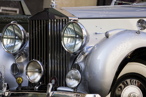 Keuken foto achterwand Vintage cars Retro car