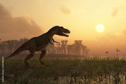 dinozaur-w-krajobrazie