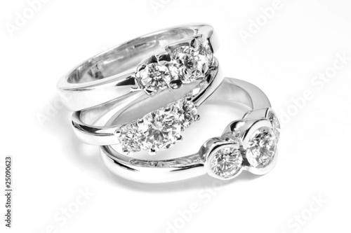 Fotografía  Three Diamond Rings