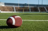 American Football on Field