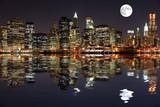 Fototapeta Nowy York - Lower Manhattan
