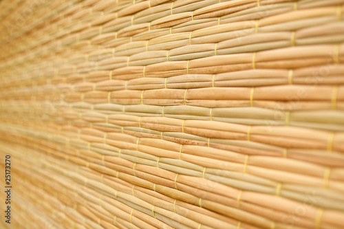 Платно Weave pattern of reed mat