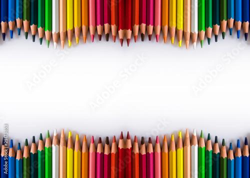 Fotografía  crayons de couleur