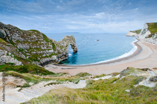 Photo  Footpath to Durdle Door