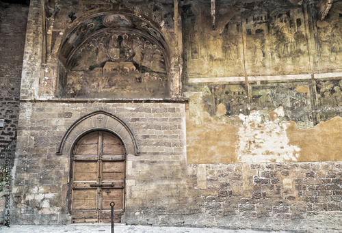 Photo  St. Leonardo Oratory. Assisi. Umbria.