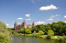 Schloss In Aschaffenburg