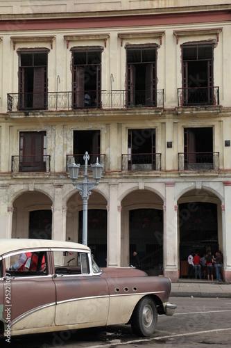 Photo Paseo Marty (Face au Capitole) Vieille Havane - Havane