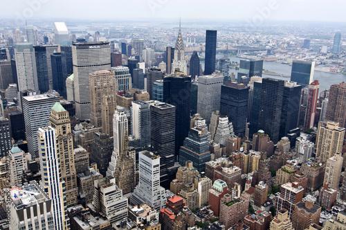Foto-Lamellen (Lamellen ohne Schiene) - New York City Skyline (von puje)