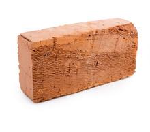 Building Ceramic Brick Close-up
