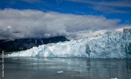 Papiers peints Arctique Hubbard Glacier – Alaska