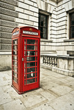 Telephone box in London - 25257490
