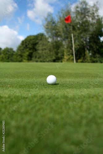 Deurstickers Golf Golf