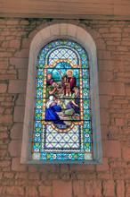 Vitraux Eglise Dolus - Oléron