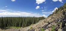 Colorado Moutain Panorama