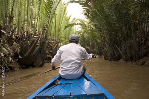 Fotomural Trip on Mekong River