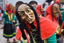 Maske, Karneval