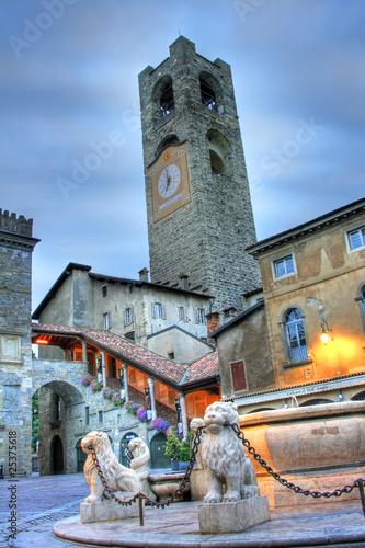 Photo  Piazza vecchia