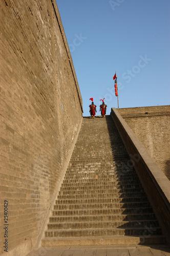 Foto op Plexiglas Xian Xi'an city wall
