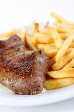 Steak Und Pommes