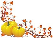 Halloween Autunno-Halloween Autumn Background-2-Vector