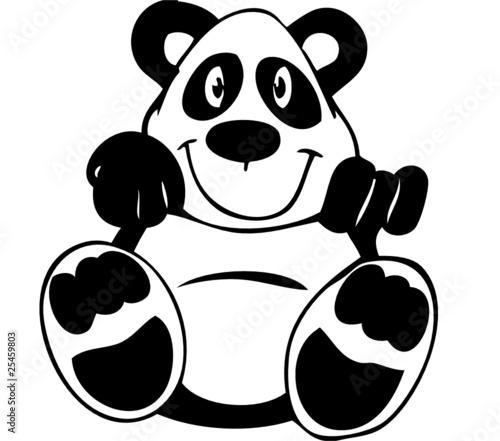 Wall Murals Bears oso panda