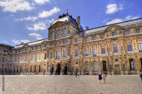 Fotografia Louvre - Paris / France