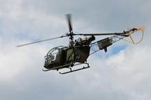 Army Historic -Alouette II - X...