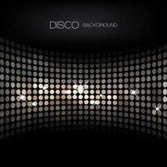 Fototapeta Disco background