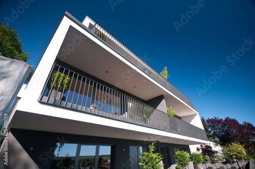 Photo  modernes Haus