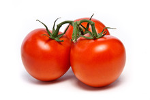 Three Vine Ripened Tomatoes