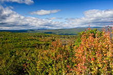 Fall In The Hudson Valley, New York