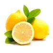 canvas print picture - Zitronen