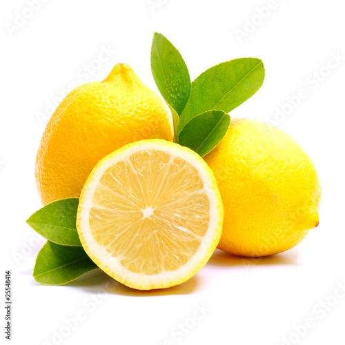 Keuken foto achterwand Vruchten Zitronen