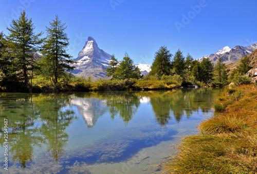 Photo  Matterhorn