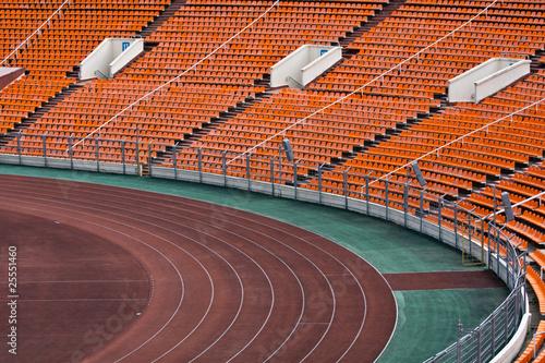 Foto op Plexiglas Stadion olympic stadium