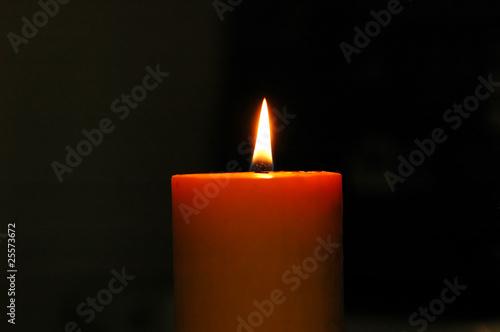 Fototapeta candle light obraz na płótnie