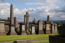 Glasgow Necropolis, Glasgow, Scotland